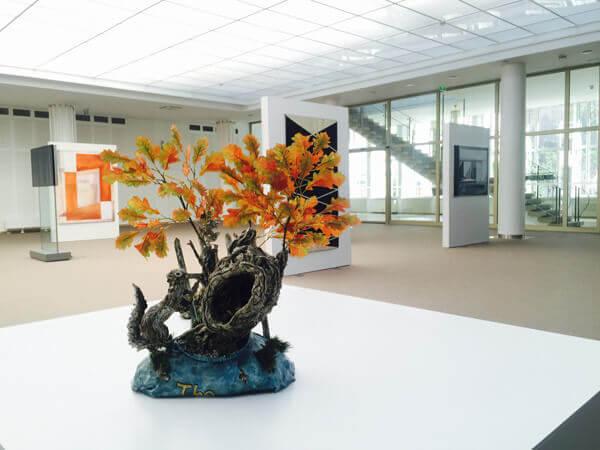 Katalysator Kunst im Heimatministerium Nürnberg, © Galerie Sturm