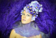 The Purple 2 ,2015, Accessoires/ Köstüme: Mariella Fasone, Nikon D1X, © Mariella Fasone