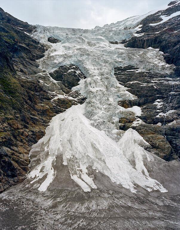 Oberer Grindelwald, 168x125cm, gerahmt, , © Olaf Unverzart