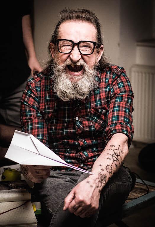 Old Hipster Male, © Wolf Gaertner