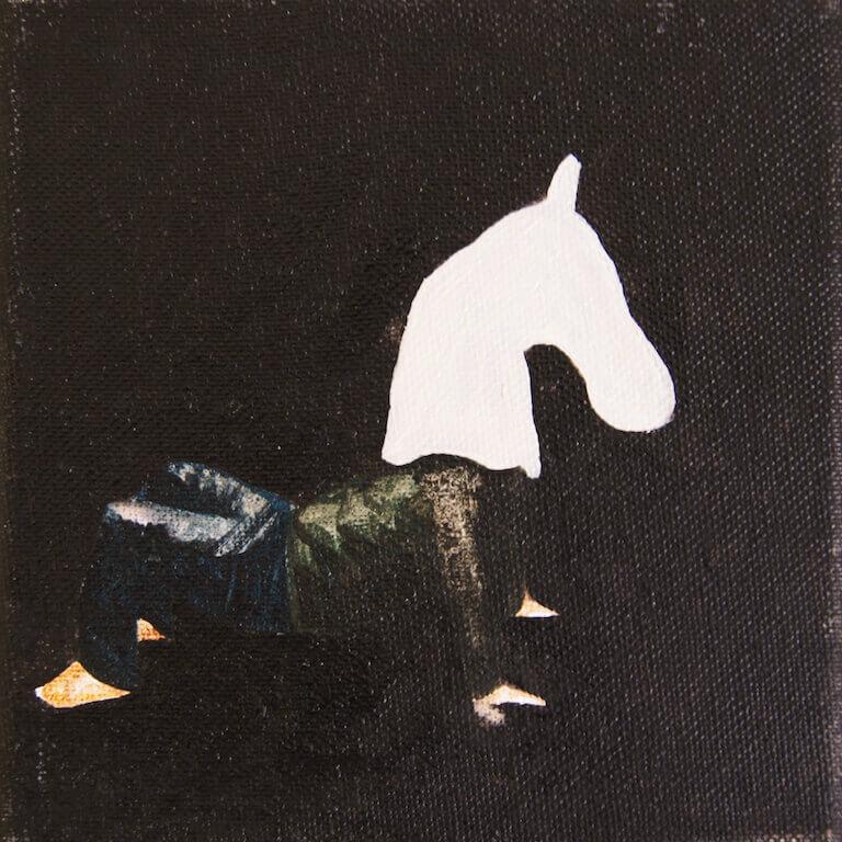 Pferde-Kopf, © Kasia Prusik-Lutz