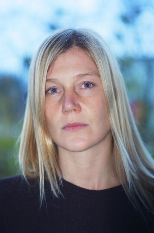Portrait Julia Haller, Foto: Malle Madsen