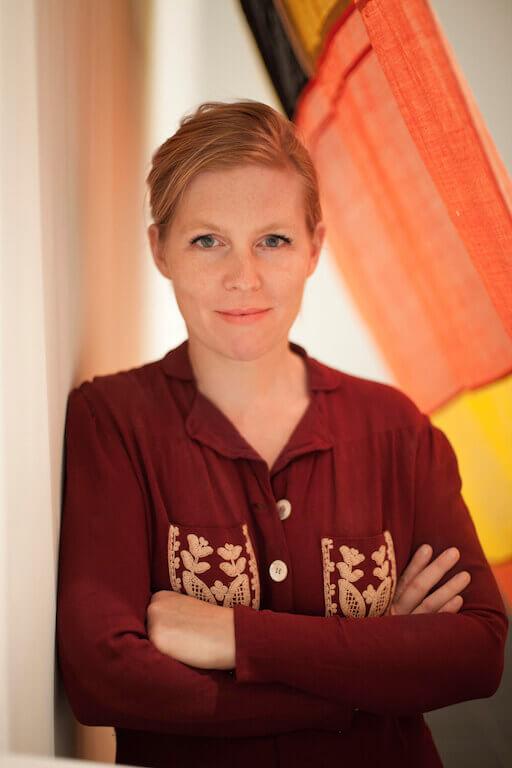 Portrait Ulla von Brandenburg, Foto: Jan Northoff