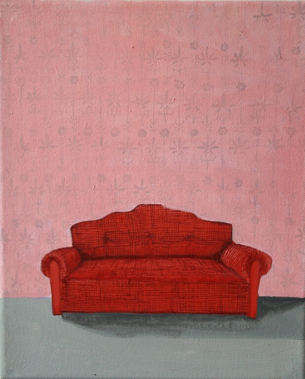 Sofa, © Kasia Prusik-Lutz