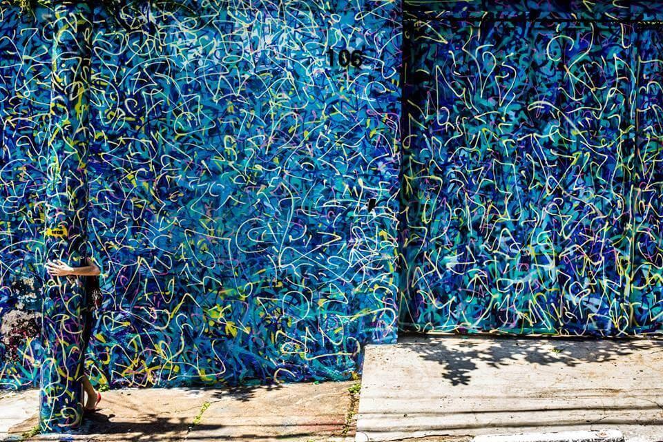 Vila Madalena Wall, © Wolf Gaertner