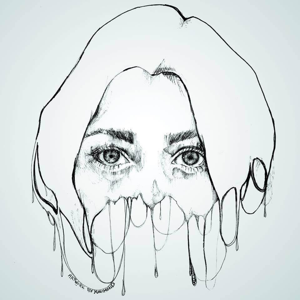 you're melting me © Yunimond