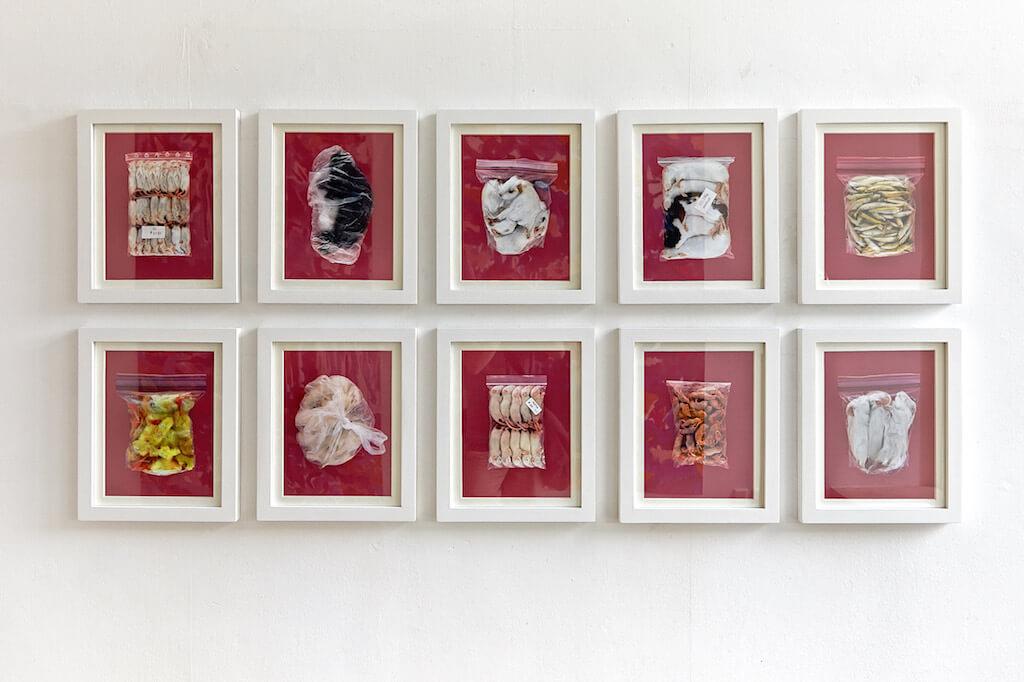 Bags, Ausstellungsansicht, © Steve Braun