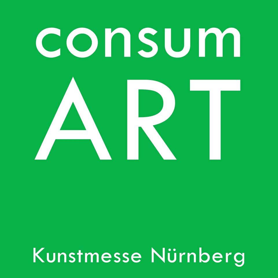 ConsumART 2015, Kunstmesse Nürnberg, 24. - 26. Oktober 2015