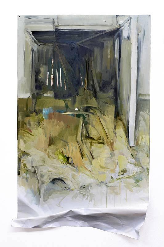 Kai Klahre: Freiraum, 72 x 44