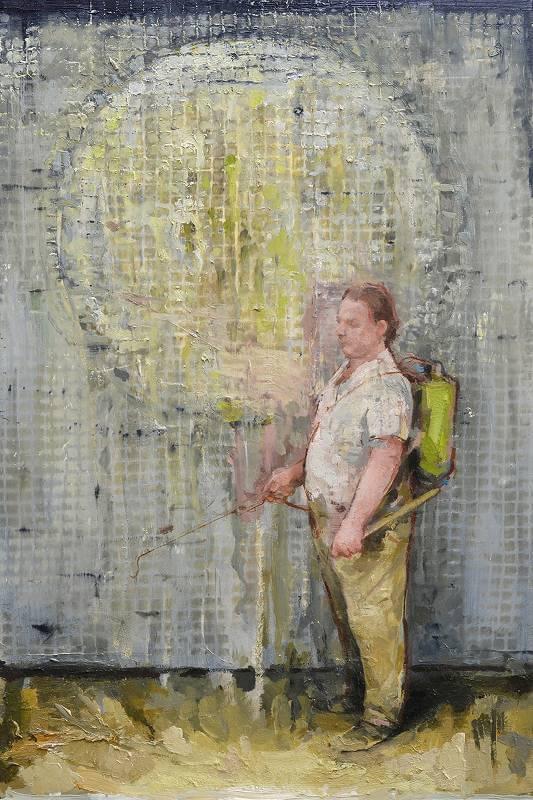 Kai Klahre: Guter Grund, 40 x 25