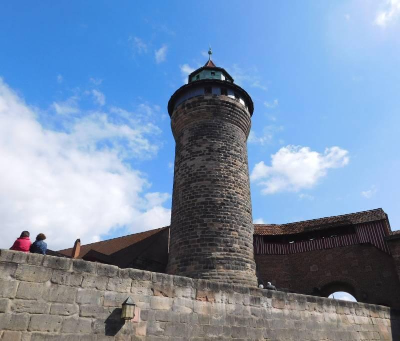 Sinwellturm, Kaiserburg Nürnberg