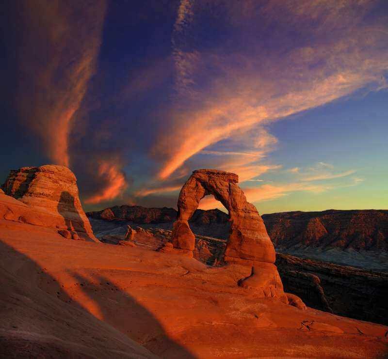 Delicate Arch, © Robert Sprenger