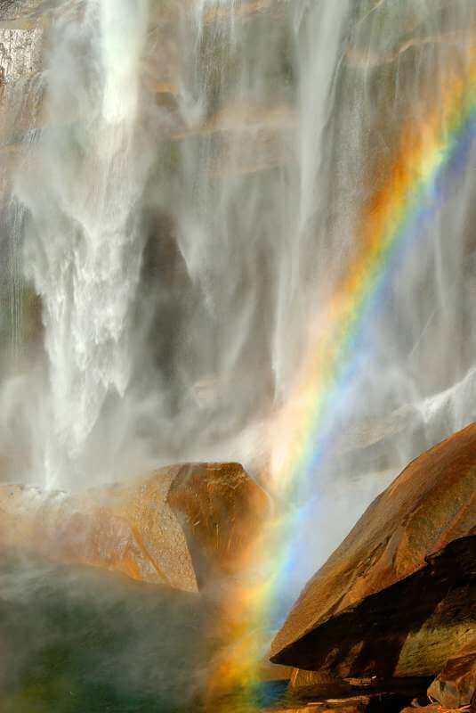 Vernal Falls, © Robert Sprenger