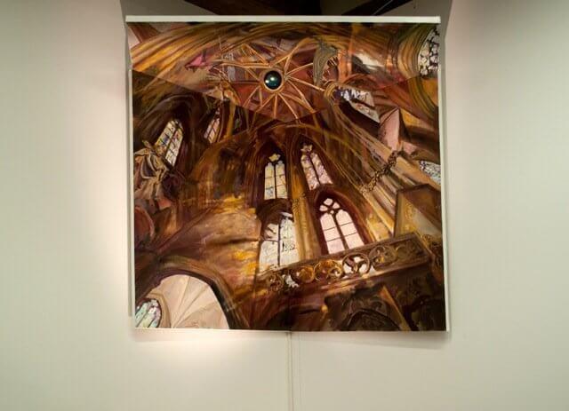 Einstürzende Altbauten, Gotik, © Stephanie Walter