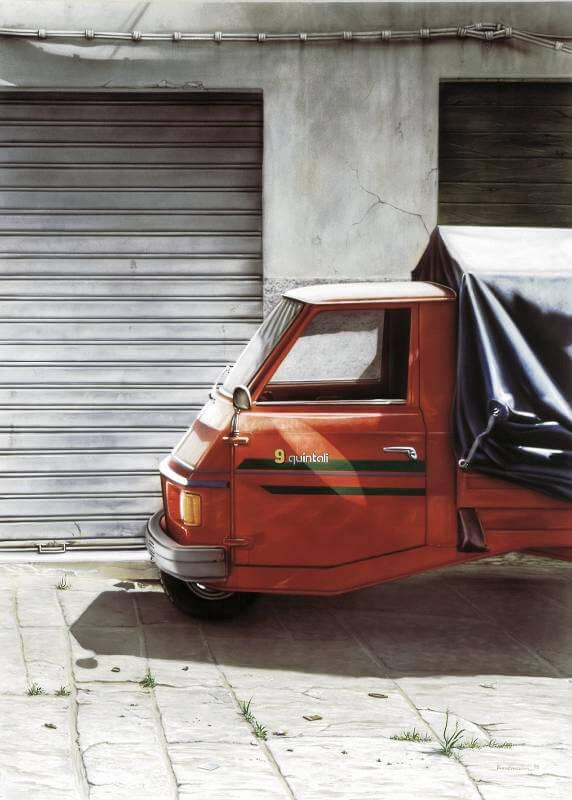 Piaggio, © Ralf Kunstmann