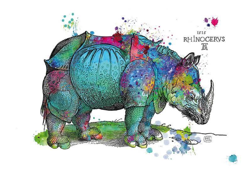 Rhinocerus, © Birgit Osten