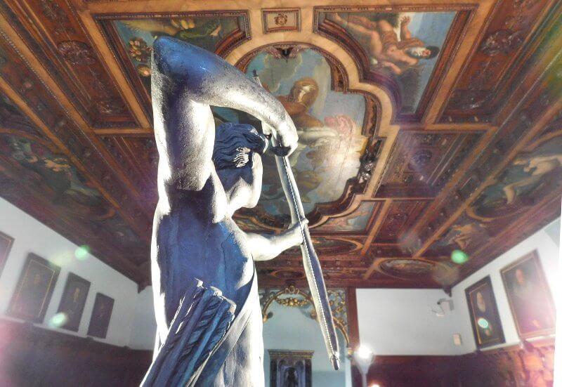 Fembohaus, Schönes Zimmer und Apollobrunnen, Museen der Stadt Nürnberg, Stadtmuseum, Foto: Alexander Racz