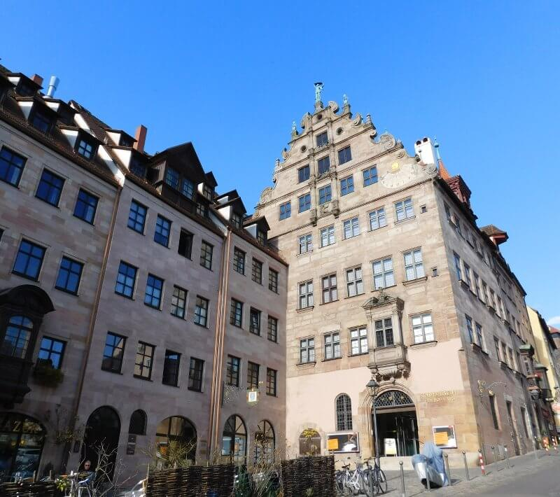 Stadtmuseum Fembohaus, Fassade nach Süden, © Alexander Racz, 2015