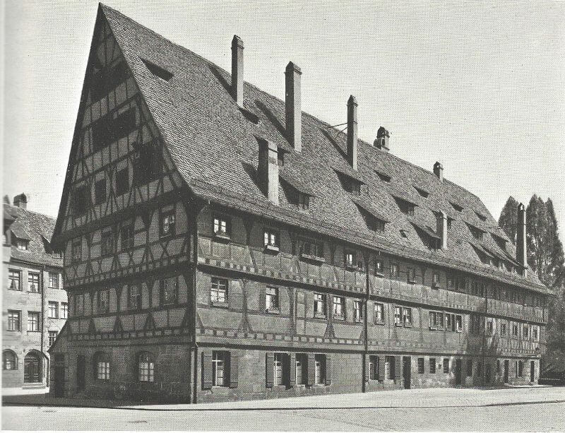 Weinstadel, aus: Das alte Nürnberg, 1933-35.