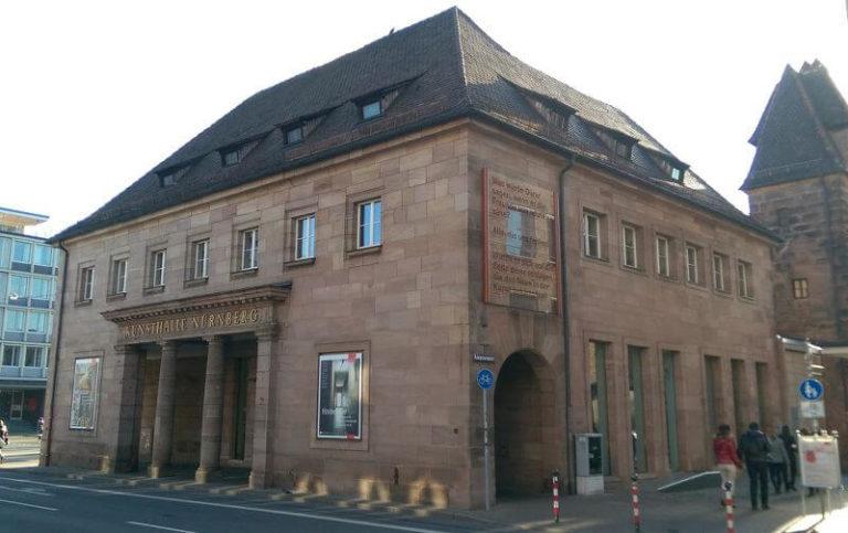 Die Kunsthalle Nürnberg – Geschichte