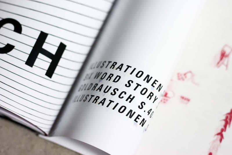 Das Illustrationsmagazin Nicht Georg, © Veronika Bondarenko