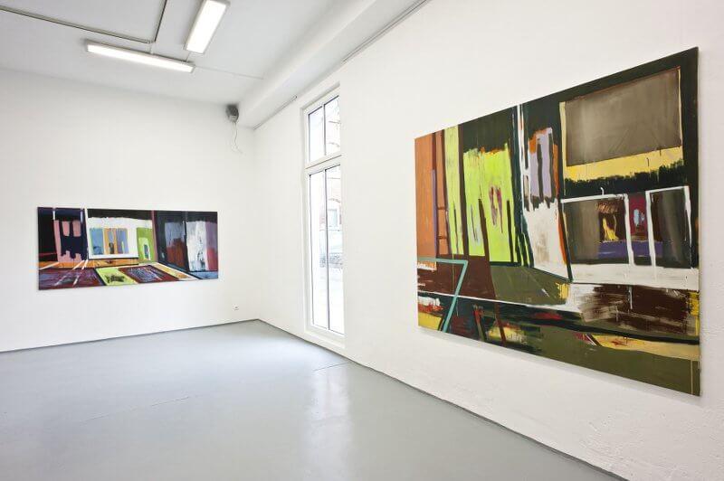 x Jahre Bunsen Goetz Galerie, © Bunsen Goetz Galerie