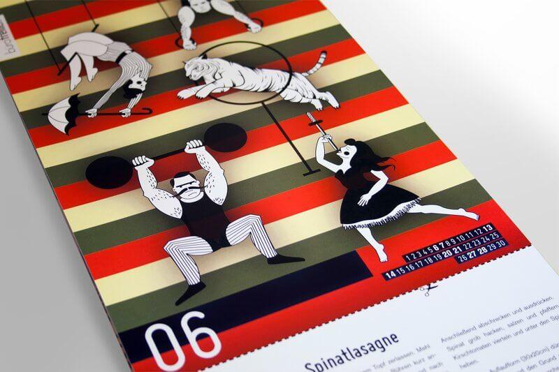 Kalender 2015 Werbegeschenk büro freilich