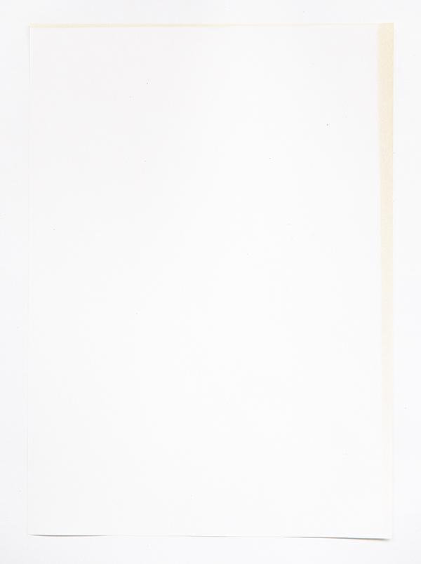 Juli Sing: Archival Paper II, 28x37,5 cm