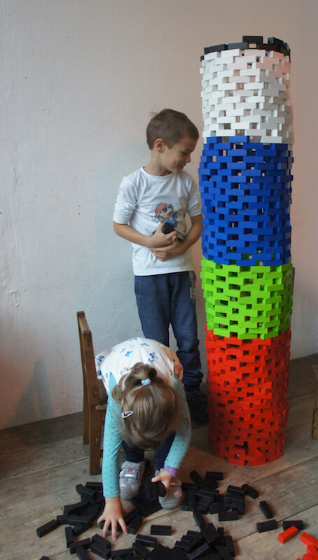 Bauhaus, © KinderKunstRaum