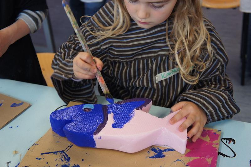 kinderkunstklops, © KinderKunstRaum