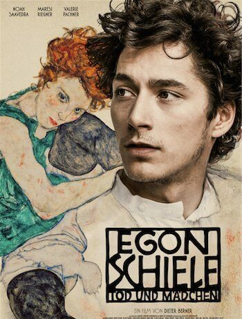 Egon Schiele - Tod und Mädchen
