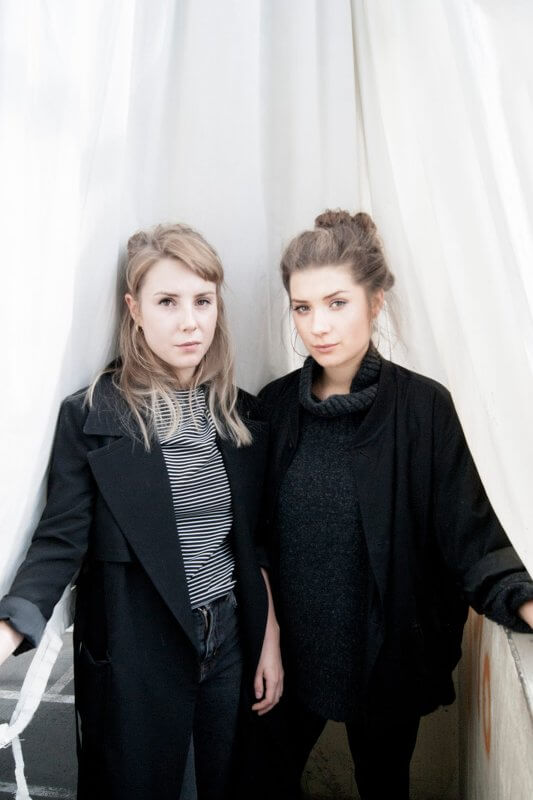 Eva Wünsch und Luisa Stömer, Foto: Valentina Plank