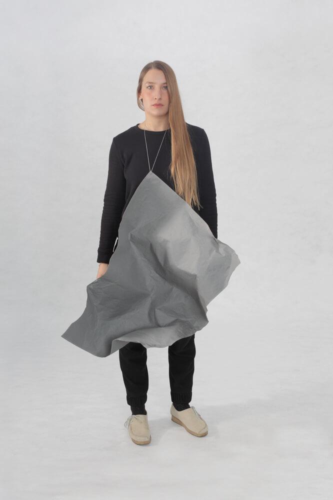 Din A1 - Din A6, 2015/2016, Buchbinderleinen, Aluminium, Model: Stella Wanisch