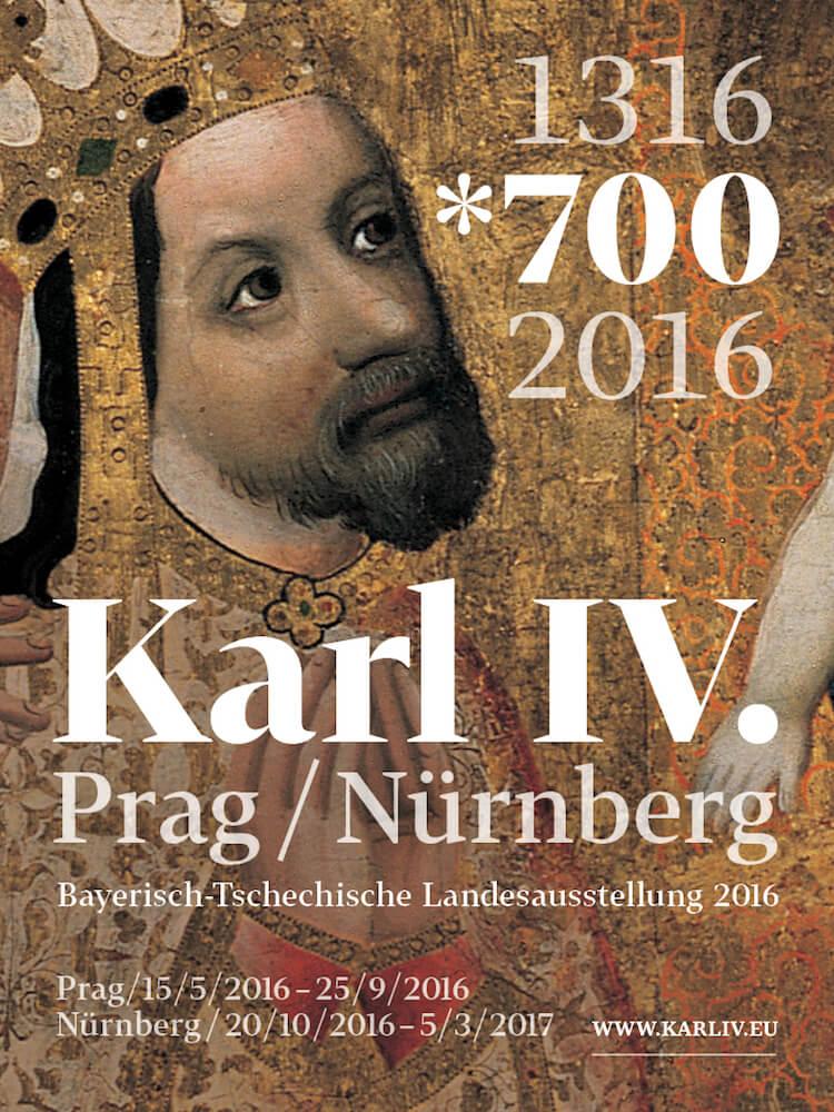 Karl IV.  im Germanischen Nationalmuseum