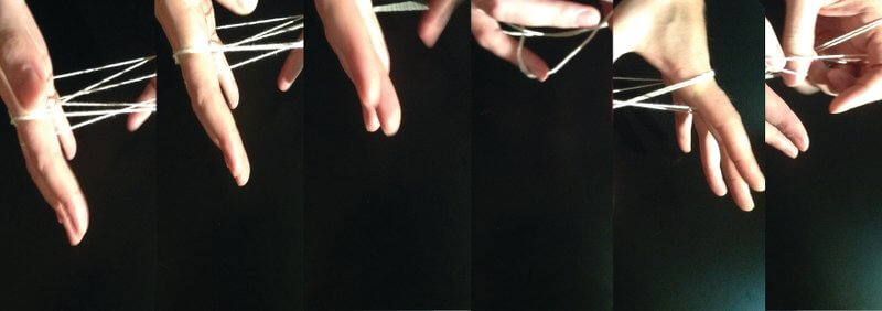 Elizabeth Thallauer: Finger Metamorph