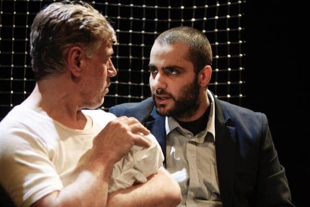 Heimo Essl und Sohel Altan Gol, Foto: Marion Bührle