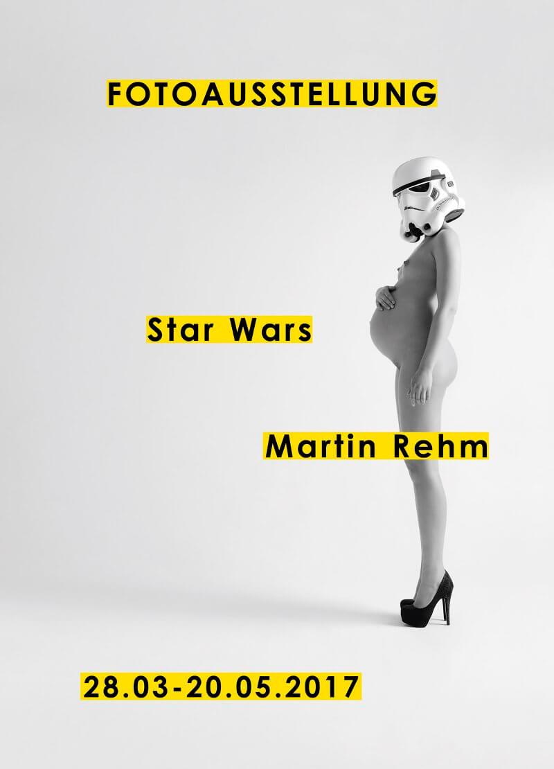 Martin Rehm: Star Wars im Hannemann