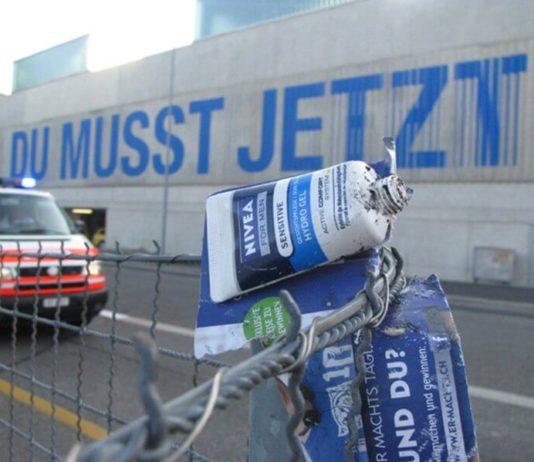 Kerstin Liebst: Aus der Serie Streifzug II, Du Musst Jetzt Digitalfotogra e Zürich, 2013