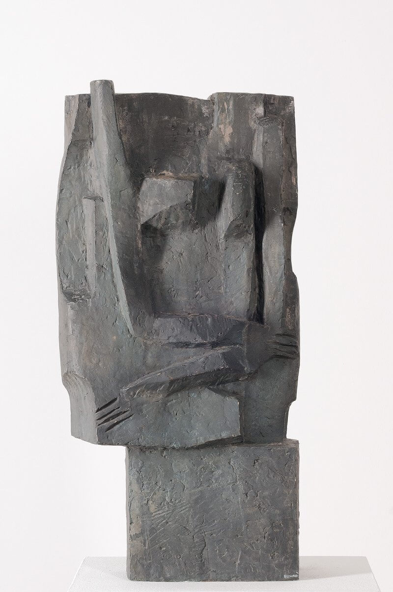 Wilhelm Loth: Figuration, 1949, © Museum Lothar Fischer