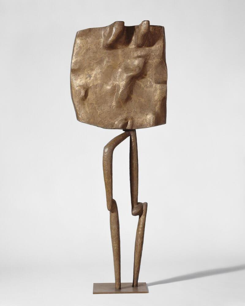Wilhelm Loth: Signal 1960, © Museum Lothar Fischer