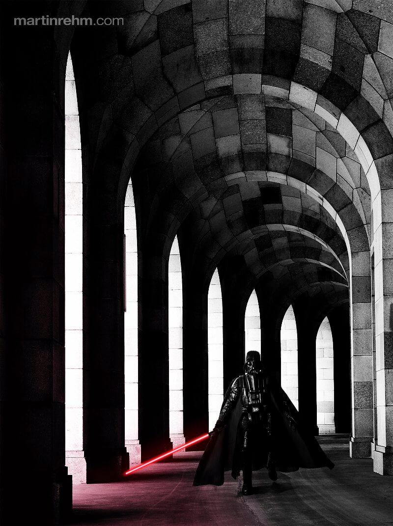 Martin Rehm: Darth Vader