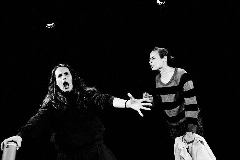 Theater Morgenroth & Schwester, LIMINALE – Festival der freien Theater, 27. – 29. April 2017, Z-Bau Nürnberg