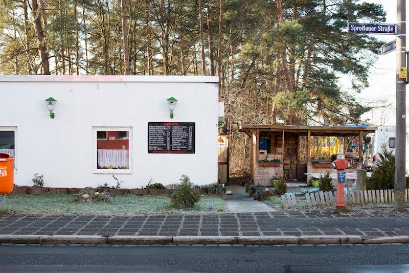 Ulli's Schlemmerecke Nürnberg, Foto: Anika Maaß, Ausstellung Nordkurve