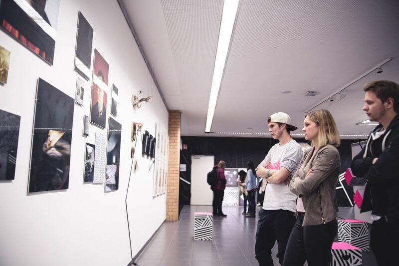 Designers' Night 10, 2017, Technische Hochschule Nürnberg (OHM), Fakultät Design