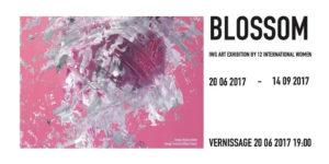 Blossom, Galerie Treppenhaus Erlangen, 20. Juni – 14. September 2017