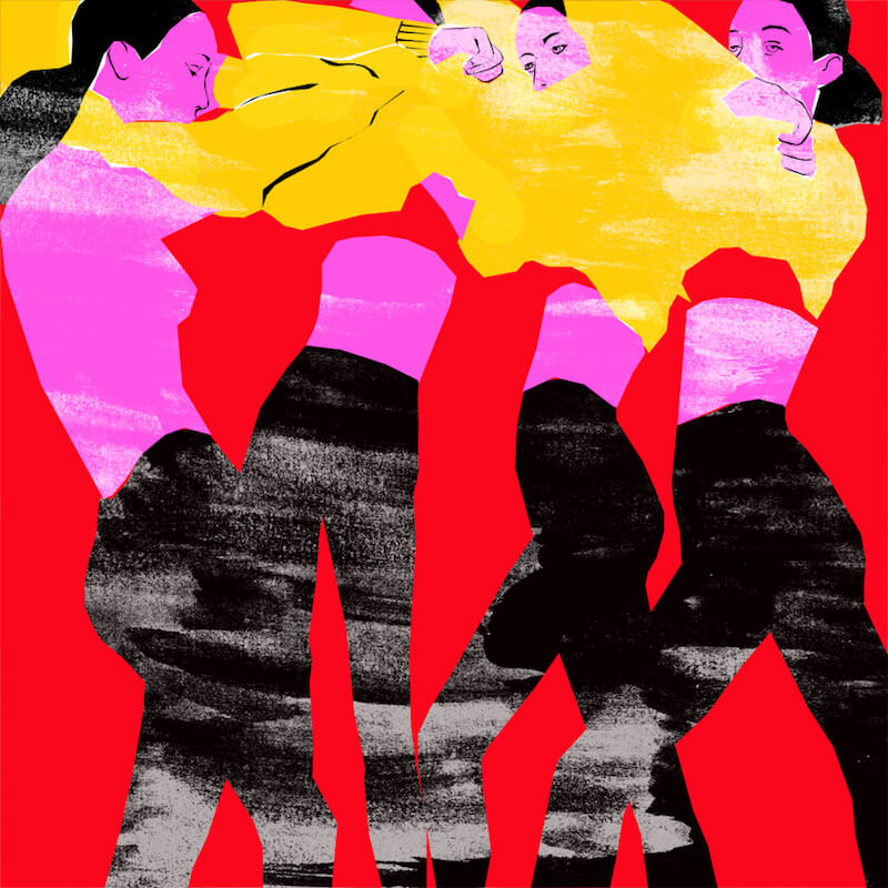 Dorothea Pluta: freie Arbeit / naked