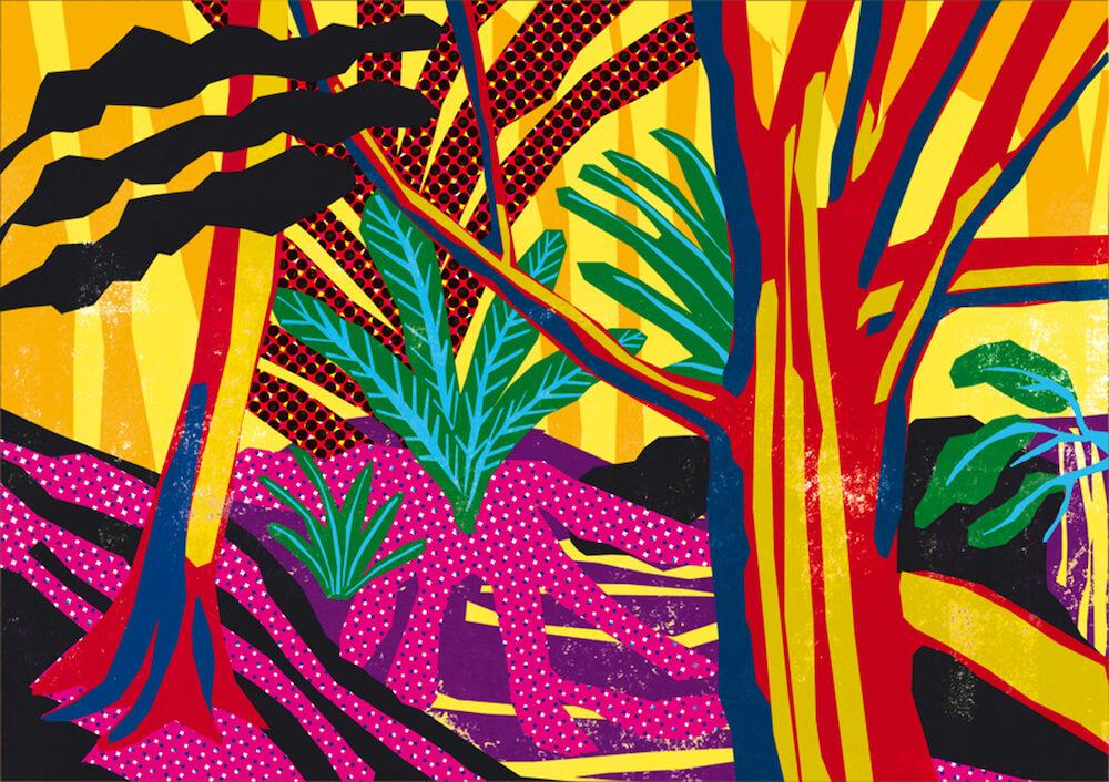 Dorothea Pluta: freie Arbeit / Wood