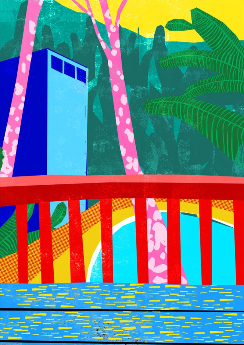Dorothea Pluta: freie Arbeit/paradise