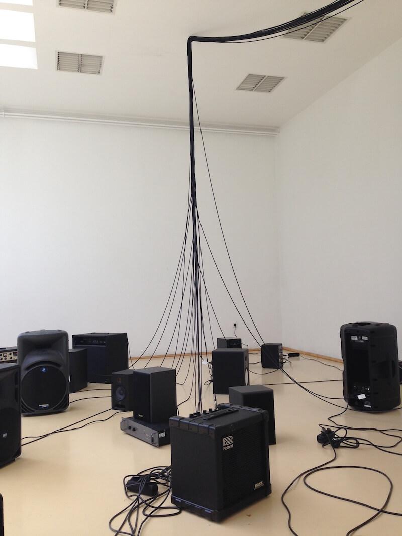 Dynamisches Radio, Projektklasse für interaktive Medien und dynamische Akustik, 2017