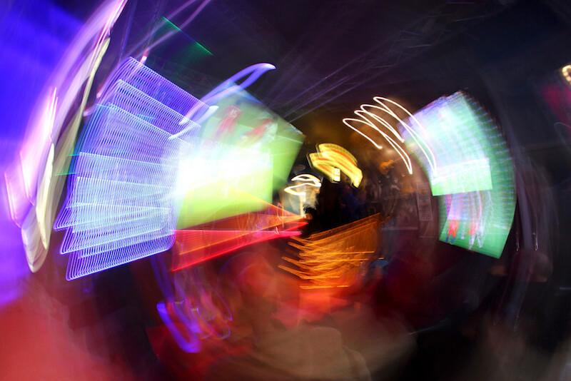 Mile Cindric - > nachthell < Ausstellung der fotoszene nürnberg e.V., 16. Juli bis 30. September 2017